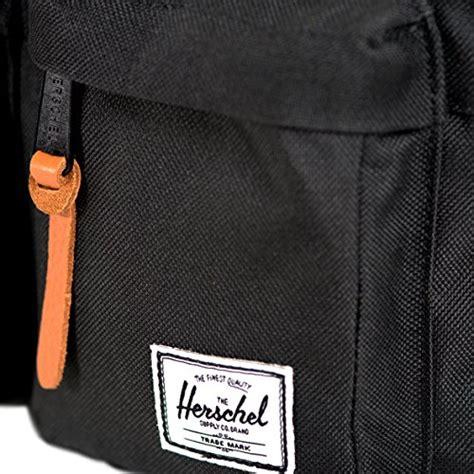Original Herschel Eighteen Hip Pack Wine X herschel supply co eighteen black one size 11street