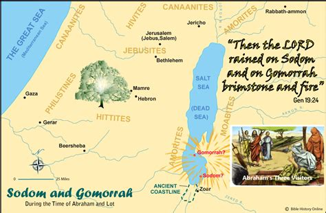 sodom and gomorrah map sodom and gomorrah testament maps bible history