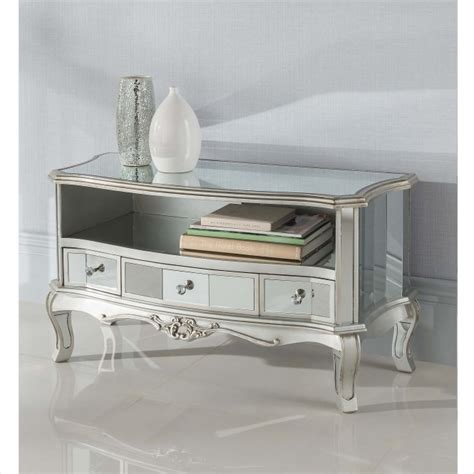 Mirrored Tv Cabinet Furniture by This Will Make You Want To Buy Mirrored Furniture Homes