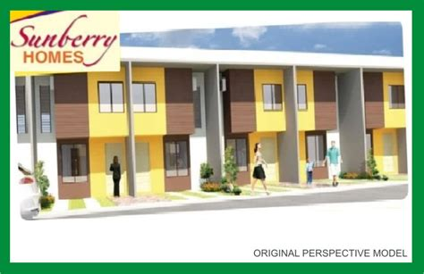 sunberry homes subdivision cebu houses for sale sunberry mactan homes subdivision for sale