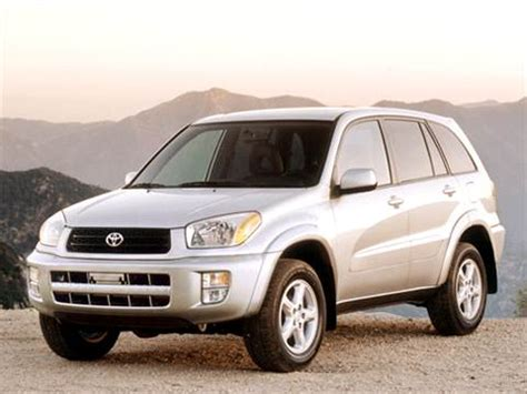 2003 toyota rav4 pricing ratings reviews kelley blue book