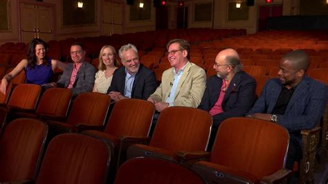 west wing full interview west wing cast reunites on today 10