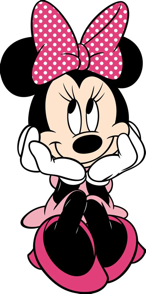 imagenes png descargar descargar im 225 genes gratis minnie mouse png sin fondo