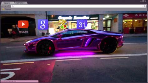 Ksi S Lamborghini by Ksi S Lamborgini Gallardo Chrome Theme Themebeta