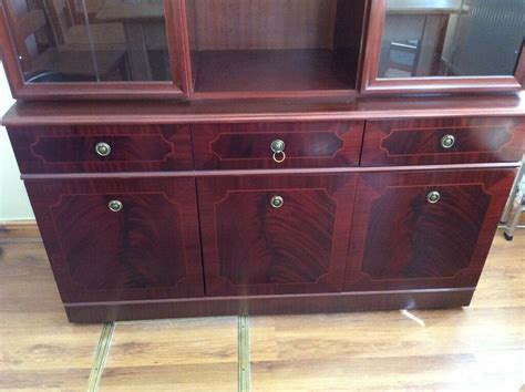 large wall unit  living room dining room  erith