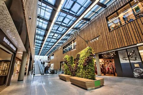 Chicagos Eco Shopping Mall by Fornebu S In Is The Shopping Mall To Receive