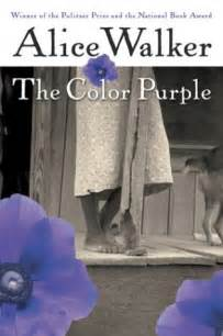 the color purple book some thoughts on walker s the color purple 1983