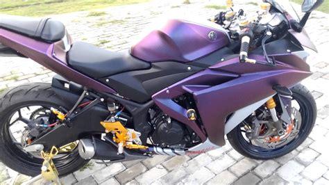 Lu Hid Motor Yamaha R25 yamaha yzf r25 modified