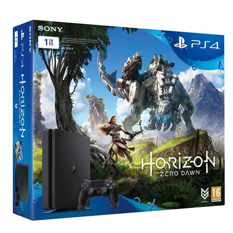 Diskon Ps4 Horizon Zero New sony announces horizon zero playstation 4 bundle for