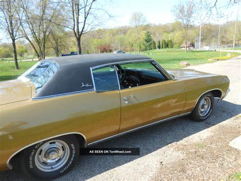 1970 2 door impala 1970 chevrolet impala 2 door coupe