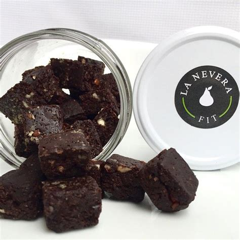 Brownies Telo 47 curated la nevera fit sano y saludable ideas by