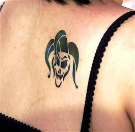 small joker tattoos joker clown for tattooshunter