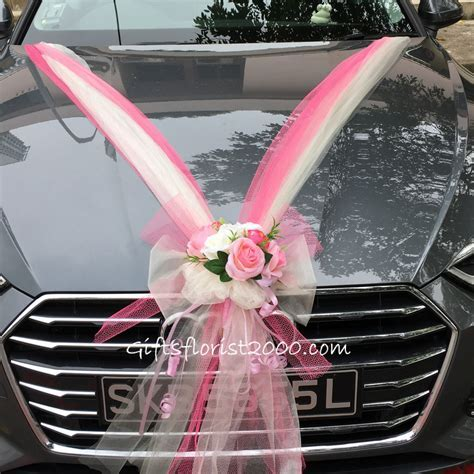 Budget Deal Wedding Car Decoration  Wedding Car Decoration