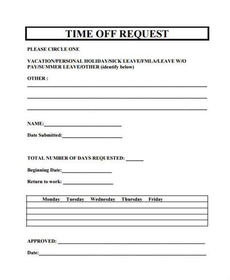 time request form sle time request form teacheng us