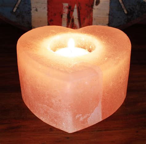 himalayan salt tea light holder benefits himalayan salt tea light candle holder