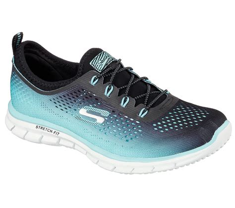 stretch sneakers buy skechers stretch fit glider fearless sport active