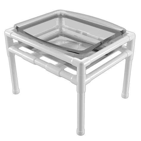 table pvc pvc sand and water table pipe table for and table plans
