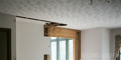 Skim Coat Popcorn Ceiling by Skim Coating A Textured Ceiling Talkbacktorick