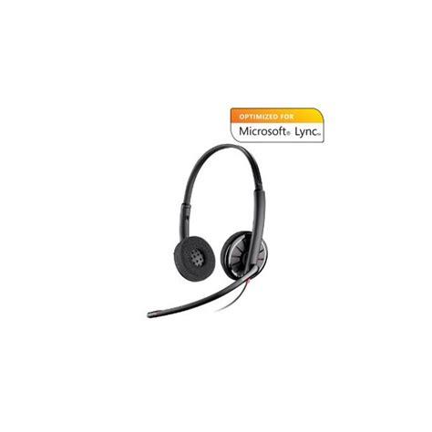 plantronics blackwire c320 m corded usb headset voip supply