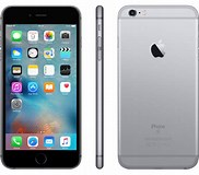 Image result for Apple iPhone 6s Plus. Size: 182 x 160. Source: www.currys.co.uk