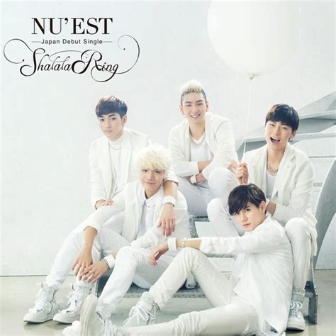 Flying Get Type B Normal Edition Cd Dvd nu est shalala ring limited edition type b