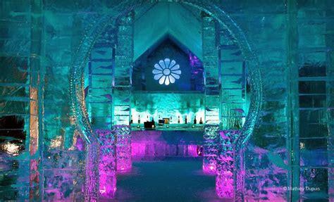 hotel de glace design dautore com snow and ice art