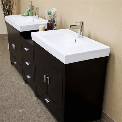 double trough sink bathroom vanity modern black bathroom vanity double trough bathroom sink