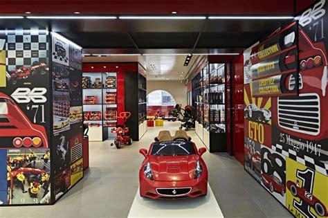 Las Vegas Ferrari Store by Ferrari Store Milan Architizer