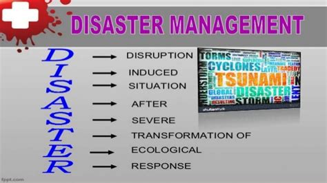 There Was A Disaster At Work On 2 by Disaster Management