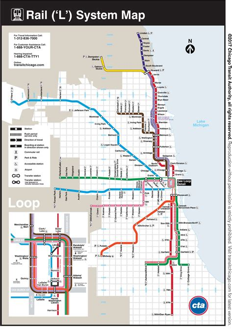 chicago l map chicago l map 27 clear with chicago l map
