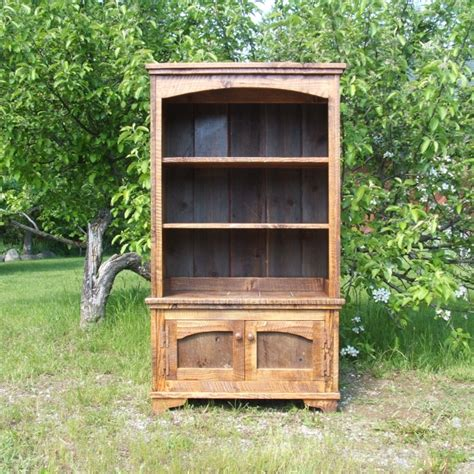 homestead barnwood bookcase 2