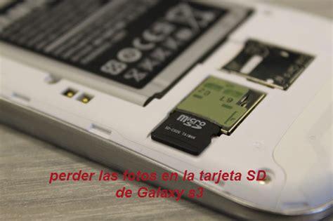 programa para recuperar fotos borradas de camara digital c 243 mo recuperar fotos borradas de la tarjeta sd samsung