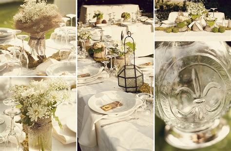 rustic jar centerpieces for weddings weiwei s and calla centerpieces are simply