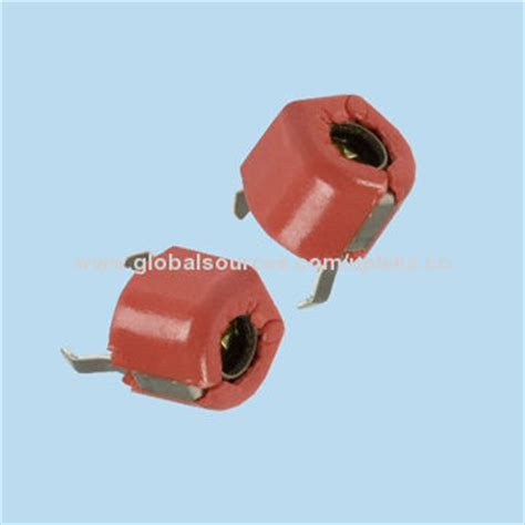smd capacitor murata murata smd ceramic trimmer capacitor 4 2 20pf 100v f type top adjustment bulk bag on