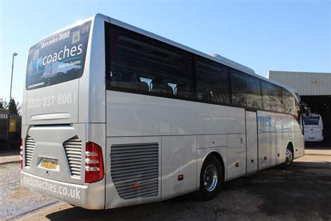 mercedes benz tourismo  seats euro  hills coaches