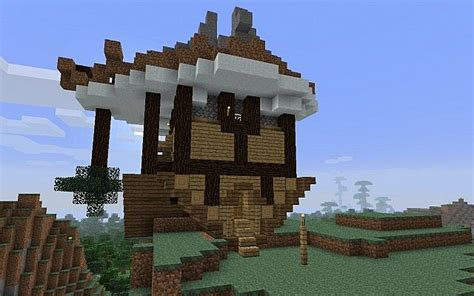 up side down house upside down house minecraft project