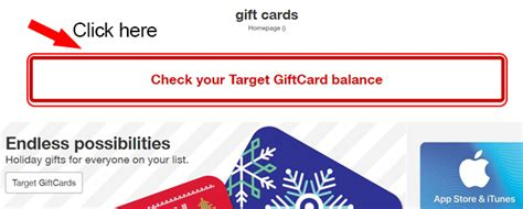 How To Check Gift Card Balance Target - target gift card balance login at www target com today s assistant