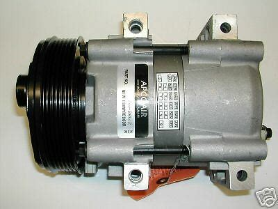 new ac compressor mercury 5 0l 1991 1993 ebay