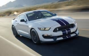 2015 Ford Shelby 2015 Ford Shelby Gt350 Revealed Most Powerful Na Ford