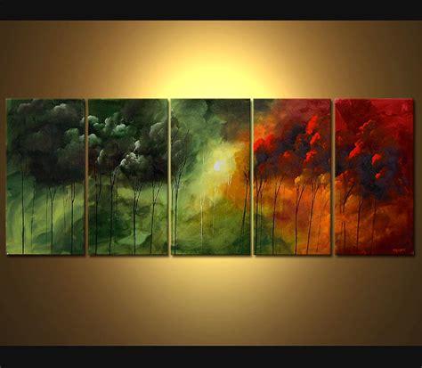landscape painting modern landscape 3836