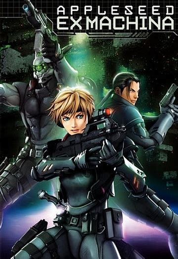 ex machina summary appleseed saga ex machina my anime shelf