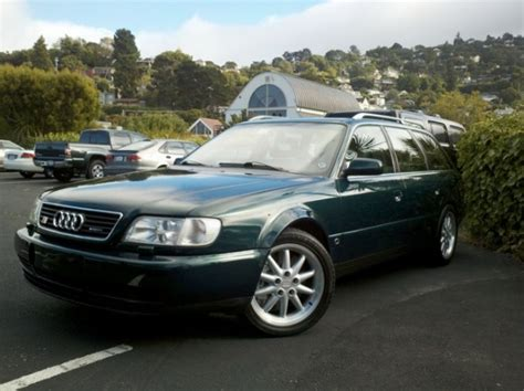 1995 Audi S6 For Sale by Bat Exclusive 2bennett Tuned 1995 Audi S6 Avant Bring A