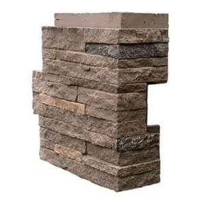 stacked home depot superior building supplies cinnamon 24 in x 48 in x 1 1