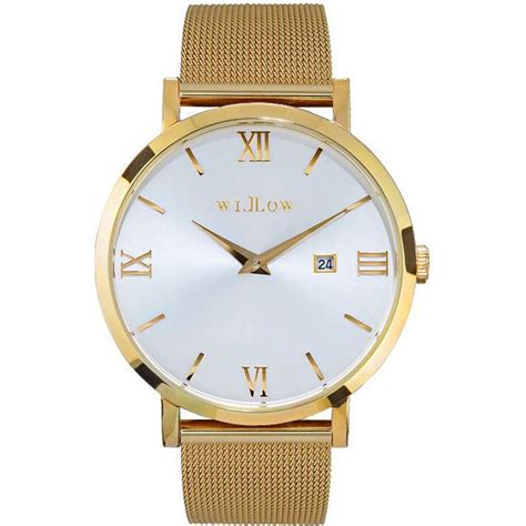 Willow Leather Bracelet Black Gold 25 best white s watches ideas on white