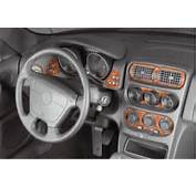 Alfa Romeo Spider GTV 051995 Interior Dashboard Styling Kit Dash Trim