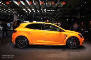 Renault Rs Megane 2018 Renault Megane Rs Is The Best Hatchback At Iaa