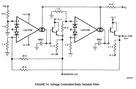 high pass filter variable where s the high pass in a state variable lm13700 filter electronics forums