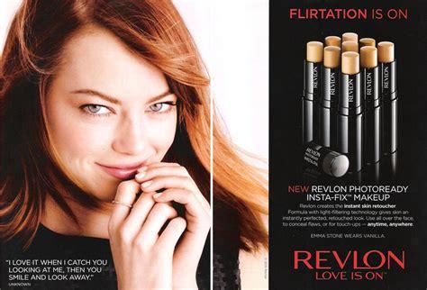 hair colour new adverts 2015 emma stone actress celebrity endorsements celebrity