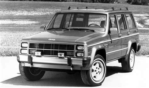 Jeep Wagoneer The Eternal Appeal Of The Jeep Grand Wagoneer