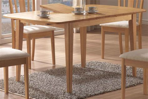 schublade 60 x 30 casual 60 w x 36 d dining table with 12 butterfly leaf
